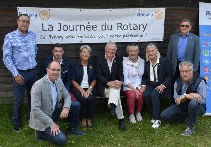 La Journée du Rotary du 12 mai 2019